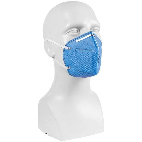 Air Pollution Mask Blue Pack of 10
