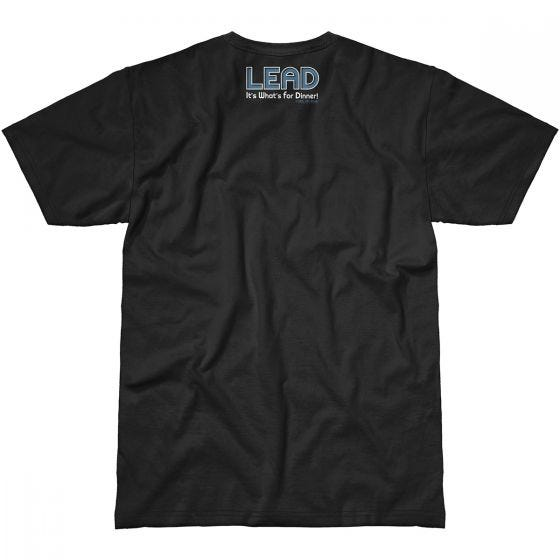 7.62 Design Lead It's What's for Dinner T-Shirt Black