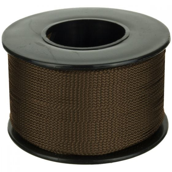 Atwood Rope 125ft Micro Cord Brown