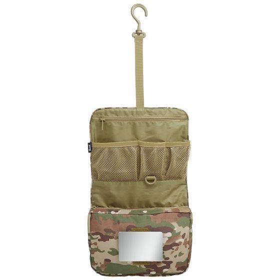 Brandit Toiletry Bag Large Tactical Camo