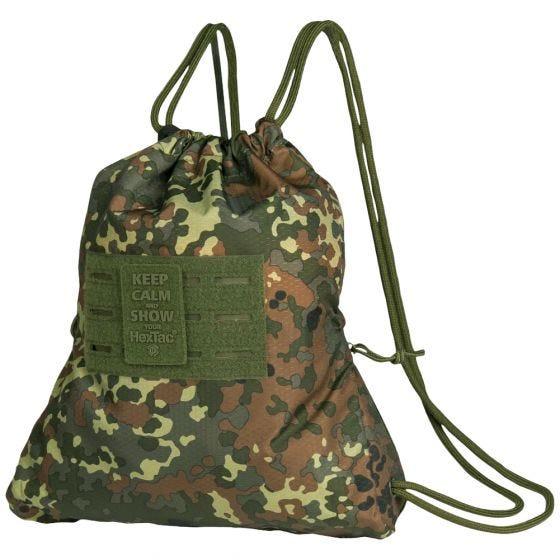 Mil-Tec Sports Bag HexTac Flecktarn