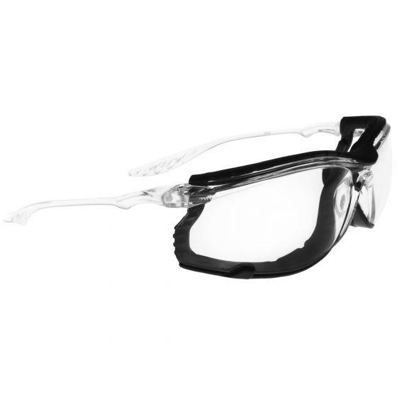Swiss Eye Sunglasses Sandstorm Frame Clear Lens Clear