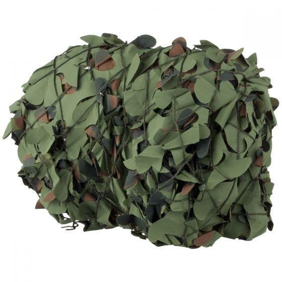 Camosystems Netting Broadleaf Military 3x3m Flecktarn