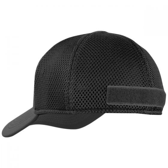 Condor Flex Tactical Mesh Cap Black