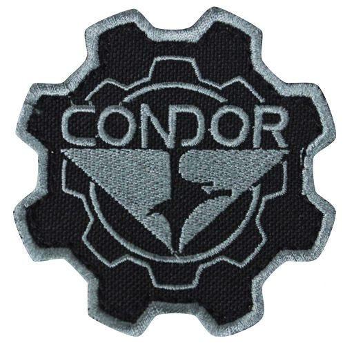 Condor Gear Patch Black