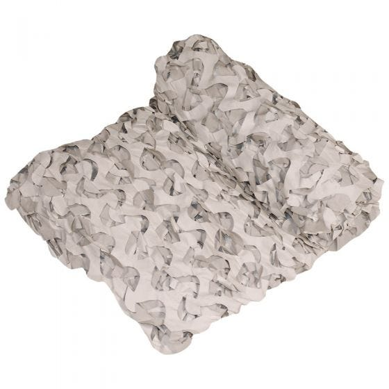 Camosystems Netting Crazy Camo 6x2.4m White/Light Grey