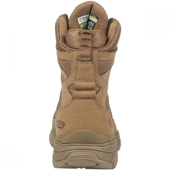 "First Tactical Men's 7"" Operator Boots Coyote"