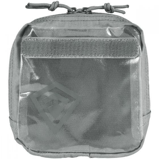 First Tactical Tactix 6x6 Velcro Pouch Asphalt