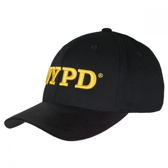 Flexfit NYPD 3D Logo Cap Black