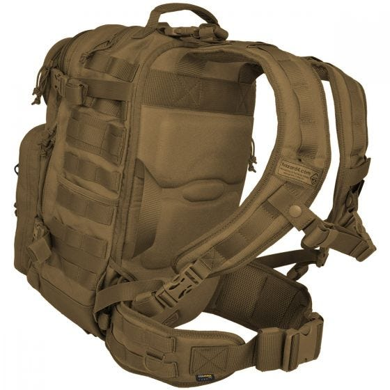 Hazard 4 Patrol Pack Thermo-Cap Daypack Coyote