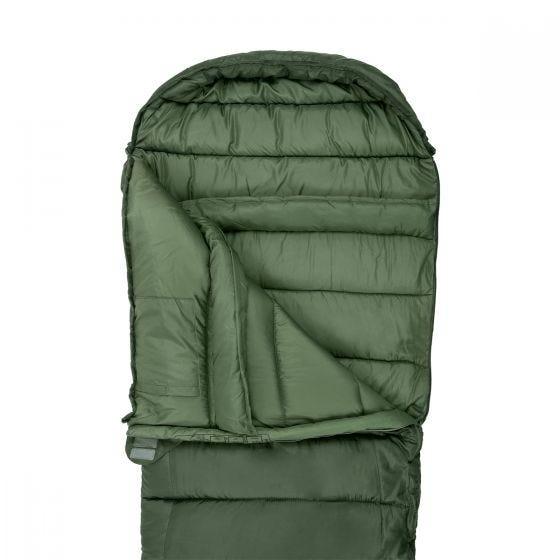 Highlander Phoenix Ember 250 Mummy Sleeping Bag Olive Green
