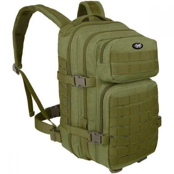 MFH Backpack Assault I OD Green