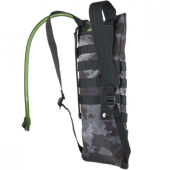 MFH Hydration Bladder and Carrier MOLLE HDT Camo LE