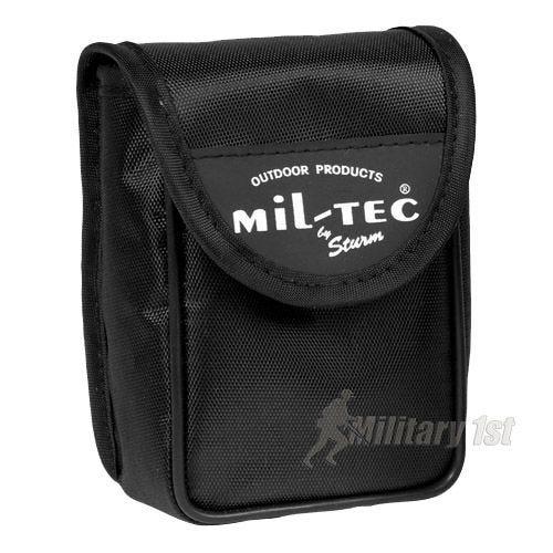 Mil-Tec Foldable Binocular 8x21 Black