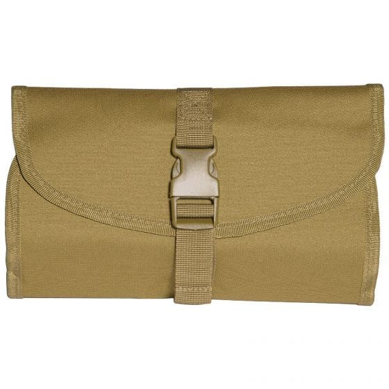 Mil-Tec British Army Toiletry Bag Coyote