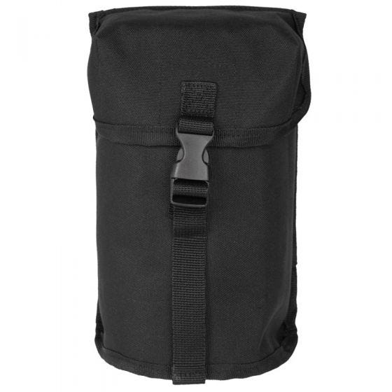Mil-Tec Canteen Pouch British Style Black