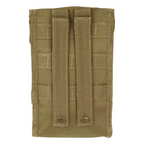 Mil-Tec Canteen Pouch British Style Coyote