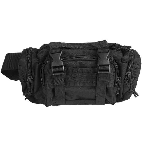 Mil-Tec Waist Bag Modular System Black
