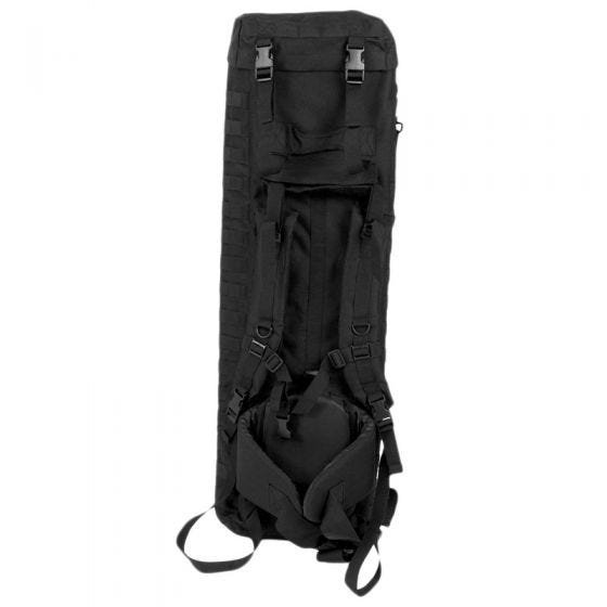 Mil-Tec Rifle Case with Double Harness Black