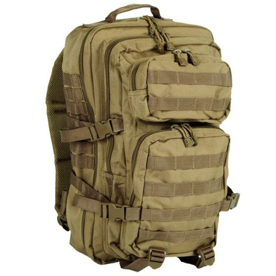 Mil-Tec MOLLE US Assault Pack Large Coyote