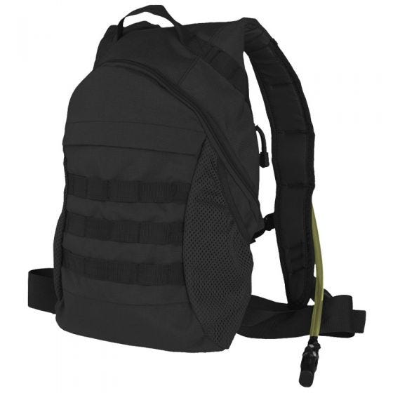 Mil-Tec Water Pack Rucksack MOLLE Black