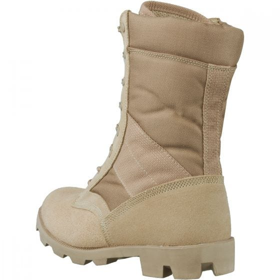 Mil-Tec US Speed Lace Combat Boots Desert