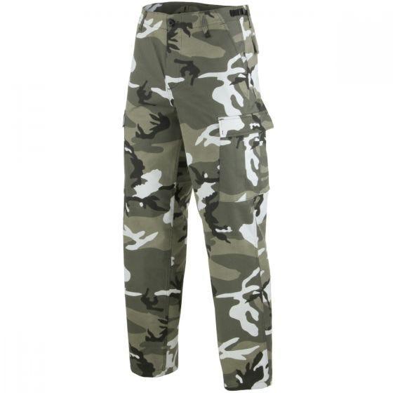 Mil-Tec BDU Ranger Combat Trousers Urban