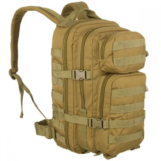 Mil-Tec MOLLE US Assault Pack Small Coyote