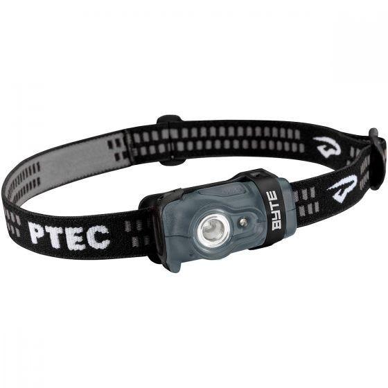 Princeton Tec Byte Headlamp White/Red LED Black/Grey Case