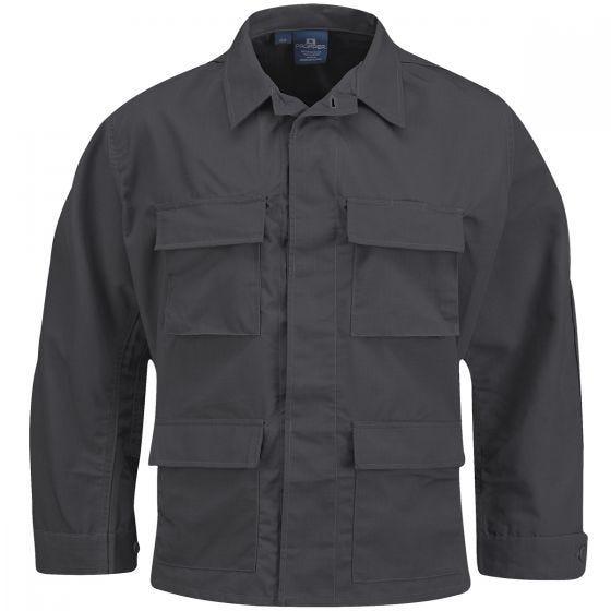 Propper BDU Coat Polycotton Ripstop Dark Grey