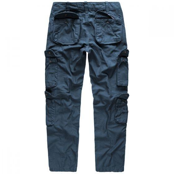 Surplus Airborne Slimmy Trousers Navy