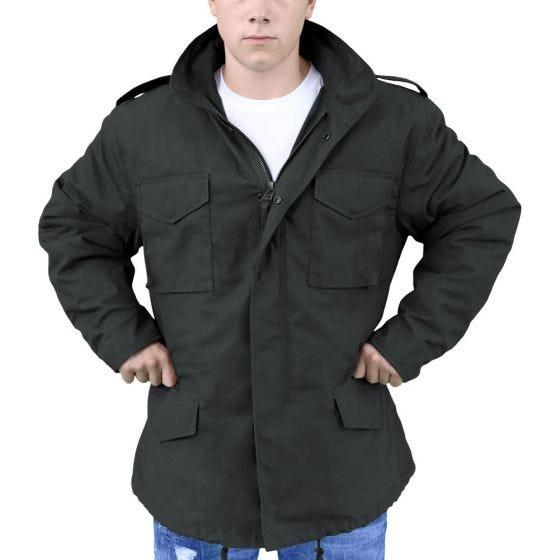Surplus M65 Jacket Black