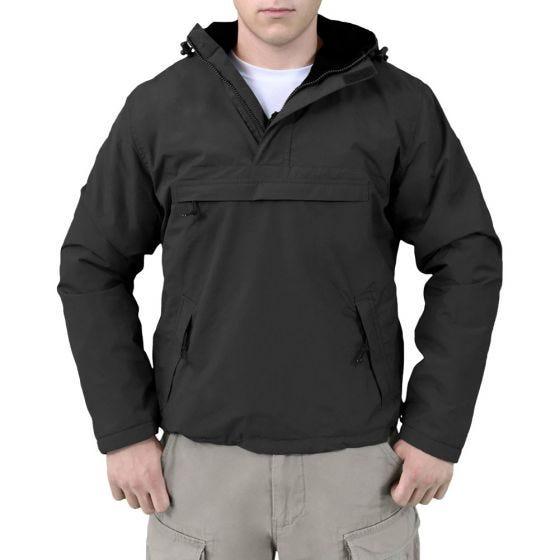 Surplus Windbreaker Jacket Black