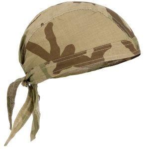 MFH Headwrap 3-Colour Desert