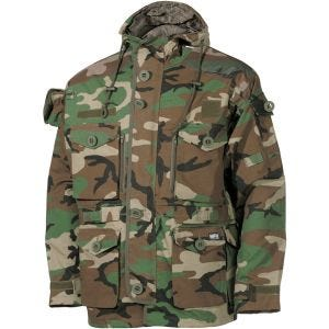 MFH Commando Jacket Smock Woodland