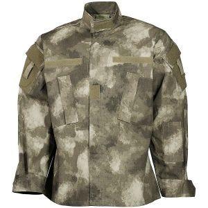 MFH ACU Ripstop Field Jacket HDT Camo AU