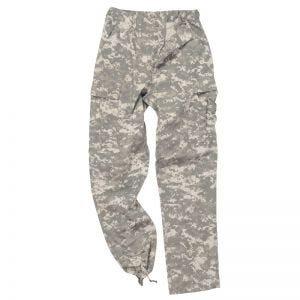 Mil-Tec BDU Combat Trousers ACU Digital