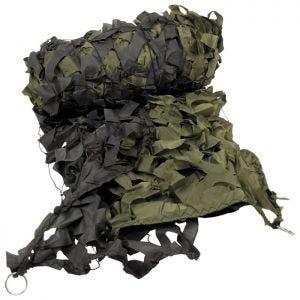 MFH Camouflage Net 3x6m Olive
