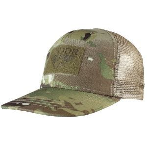 Condor Flat Bill Trucker Cap MultiCam