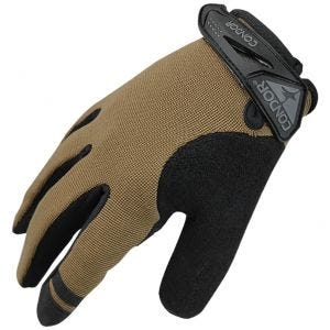 Condor HK228 Shooter Gloves Coyote / Black