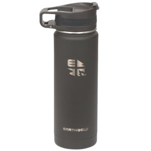 Earthwell Roaster Loop Vacuum Bottle 592ml Volcanic Black