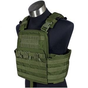 Flyye Field Compact Plate Carrier Olive Drab