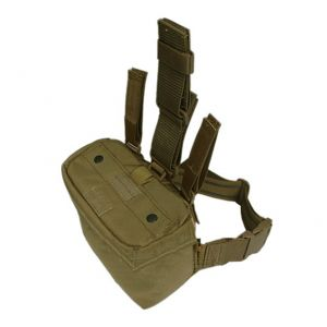 Flyye Waist Drop Pouch Coyote Brown