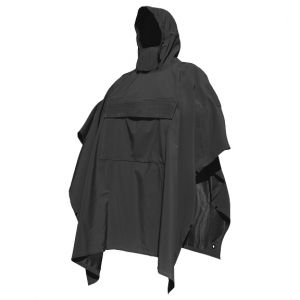 Hazard 4 Poncho Villa Technical Soft Shell Black