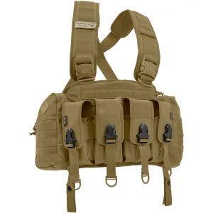 Hazard 4 Frontline Assualt Rifle Loadout Chest Rig Coyote