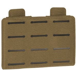 MFH Plastic MOLLE Adapter Clip Coyote Tan