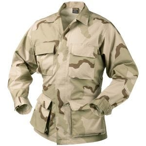 Helikon Genuine BDU Shirt Cotton Ripstop 3-Colour Desert