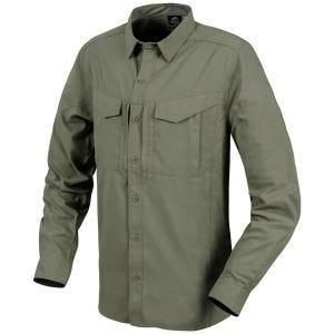Helikon Defender Mk2 Tropical Shirt Long Sleeve Dark Olive