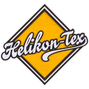 Helikon Road Sign Patch Yellow