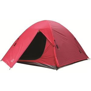 Highlander Birch 3 Tent Rumba Red/Tango Red